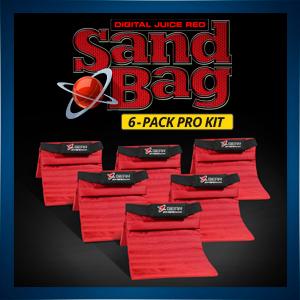 Red Sand Bag - 6 Pak Pro Kit